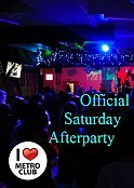Вечірка «Official Saturday Afterparty»