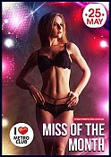 Вечірка «Miss of the Month METRO club»
