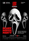 Вечірка «Scary Movie Party»