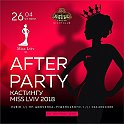 After party кастингу Miss Lviv 2018